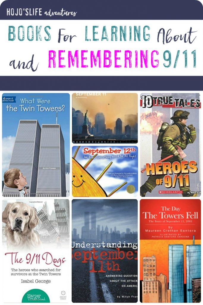 If you're on the lookout for September 11 books for kids, this it the place. Help your own children or those in your classroom better understand what happened on that sad day in America - September 11, 2001. This blog post has various activities, videos, books, and more that you can do with children ages 8-12. It's great for the 2nd, 3rd, 4th, 5th, or 6th grade classroom or home school.