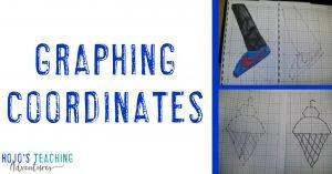 graphing coordinates