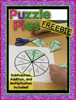 FREE.puzzlepies