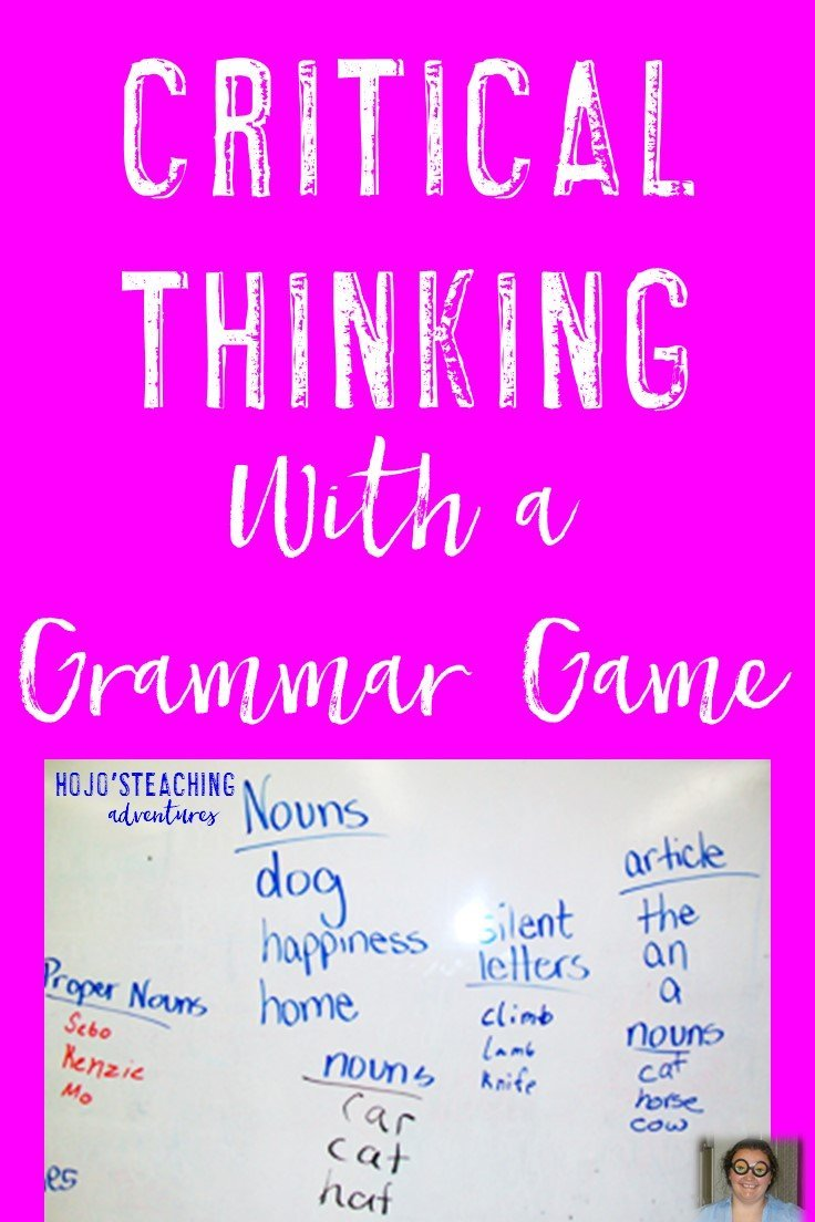 Two Word Work Ideas for Older Kids