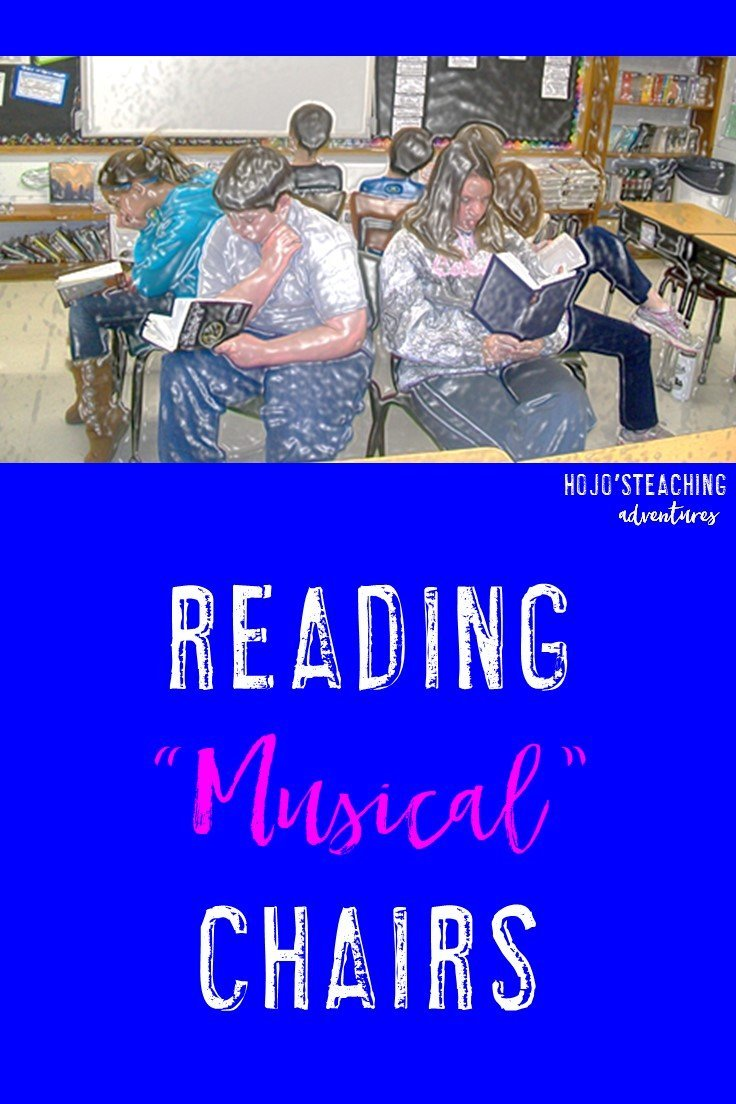 """Reading """"Musical"""" Chairs"""