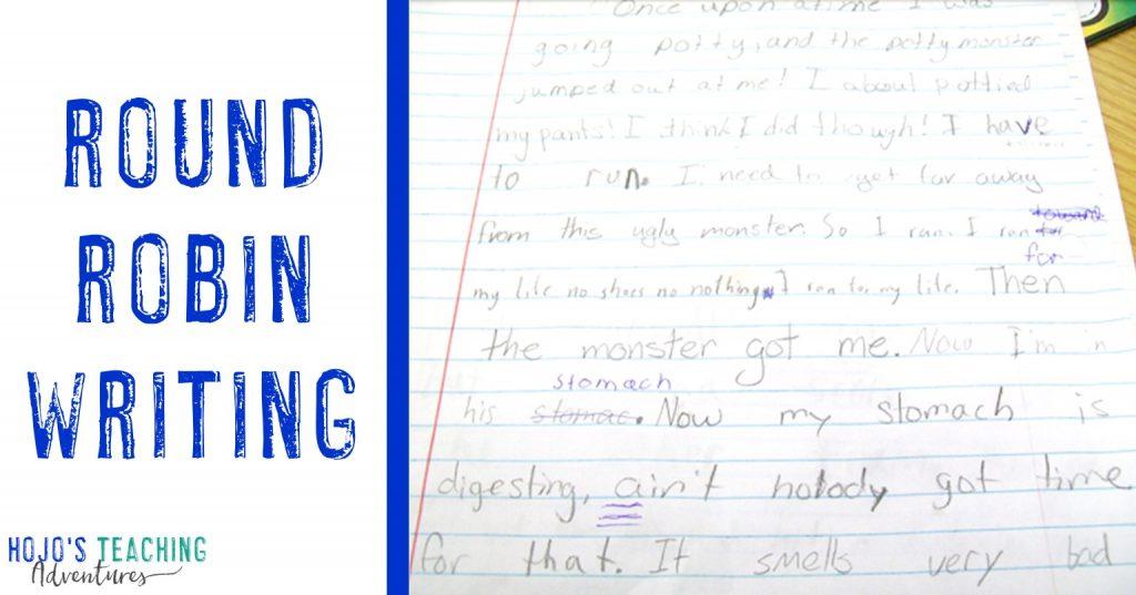round robin writing