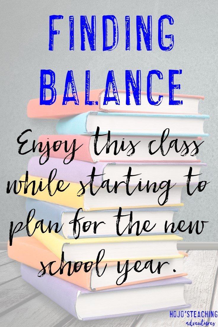Breathe, Relax, Enjoy THIS Class!