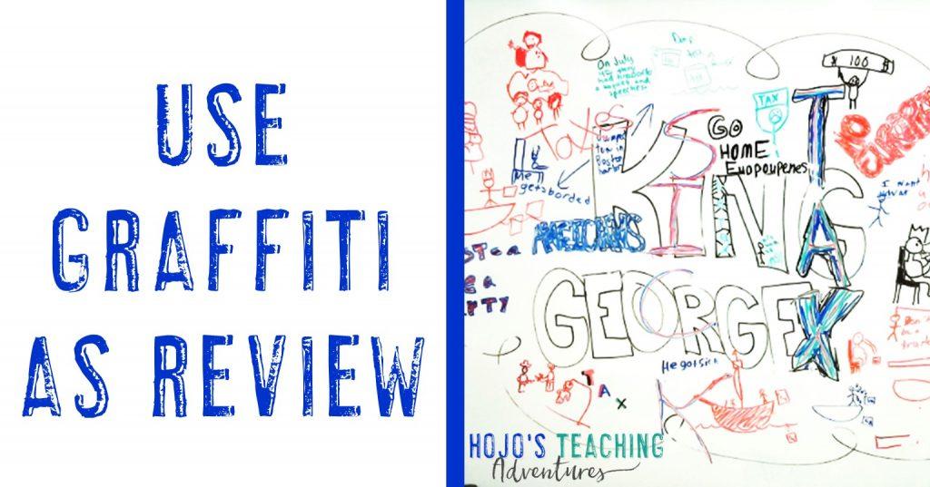 use graffiti as review
