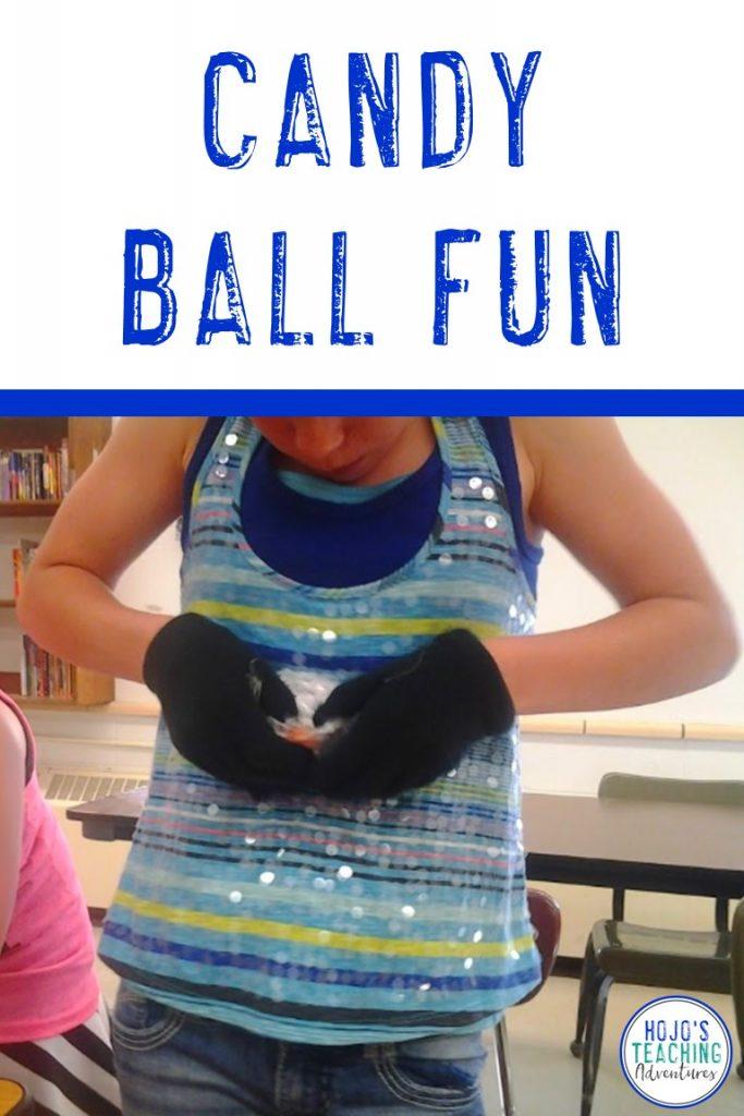 candy ball fun