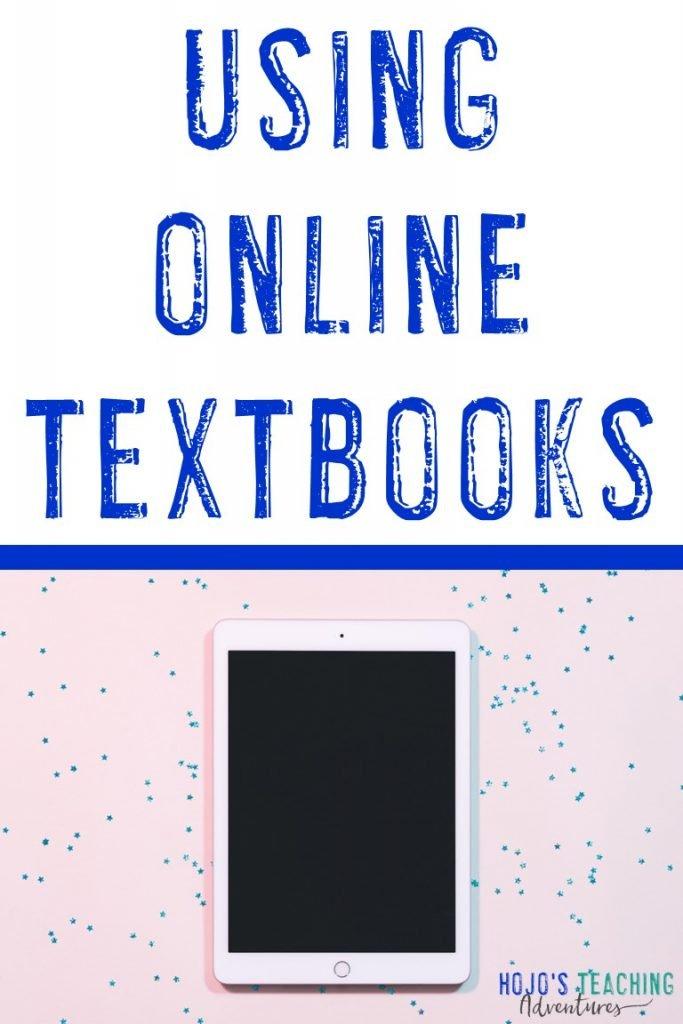 using online textbooks