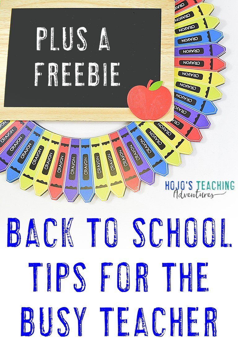 Here are some great back to school tips for elementary teachers. This teacher is sharing what she learned from teaching Kindergarten-6th grade - lessons learned, tips, ideas, and even a FREE download to help make the first day of school go more smoothly. Click through now to see her suggestions and grab your freebie. {Kindergarten, 1st, 2nd, 3rd, 4th, 5th, and 6th grade approved - great for NEW teachers, but a nice reminder for veteran teachers too!}