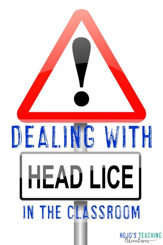 dealing with head lice in the classroom