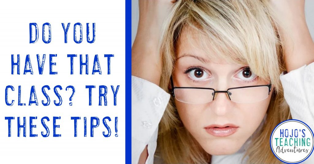 do you have class? try these tips