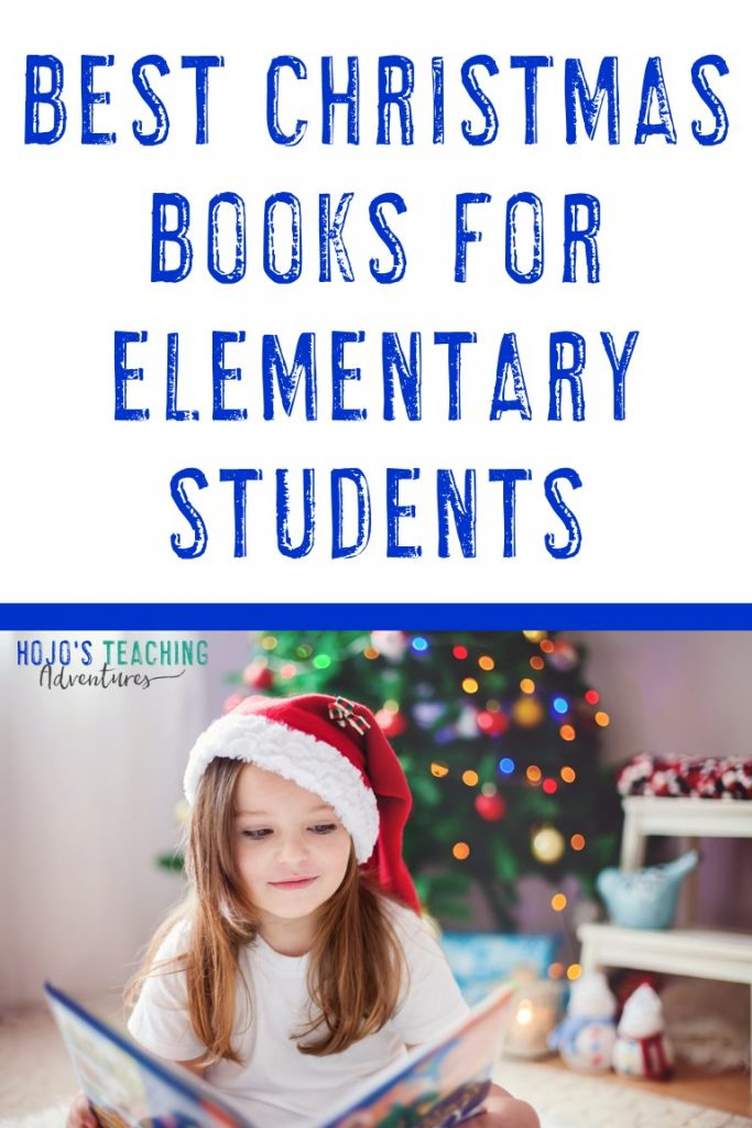 best christmas books for elementary students