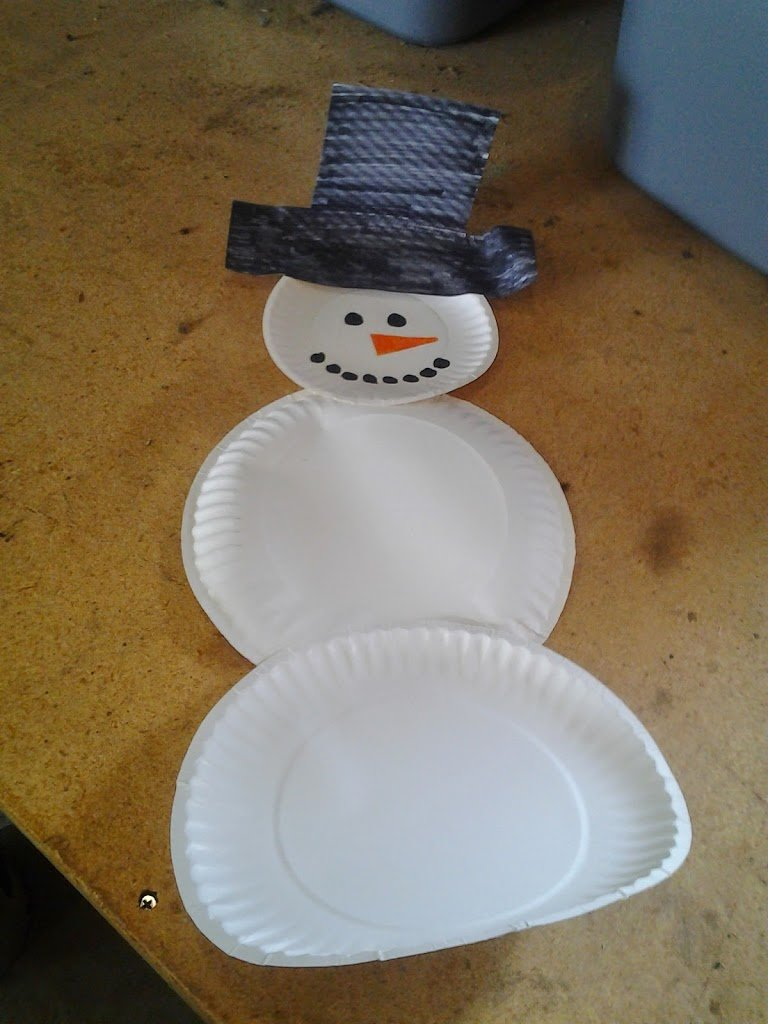 Winter Snowman Art Ideas on HoJo lazyload's Teaching Adventures