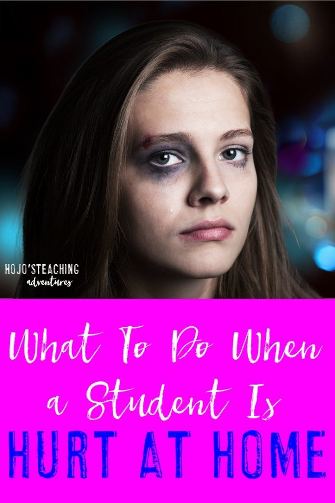 As educators, there are some parts of the job that are simply NOT fun. What are we to do when we know a student is hurt at home? Aside from calling the authorities, what other steps can we take to ensure that child feels as safe as possible in our classroom? And how can we take care of ourselves to be at our best for our students?