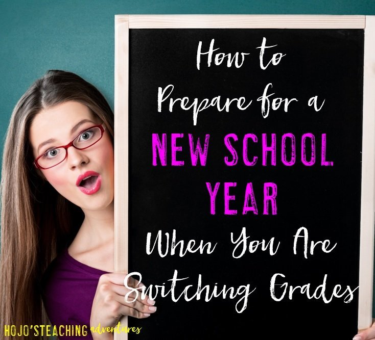How to Prepare for a New School Year When You Are Switching Grades