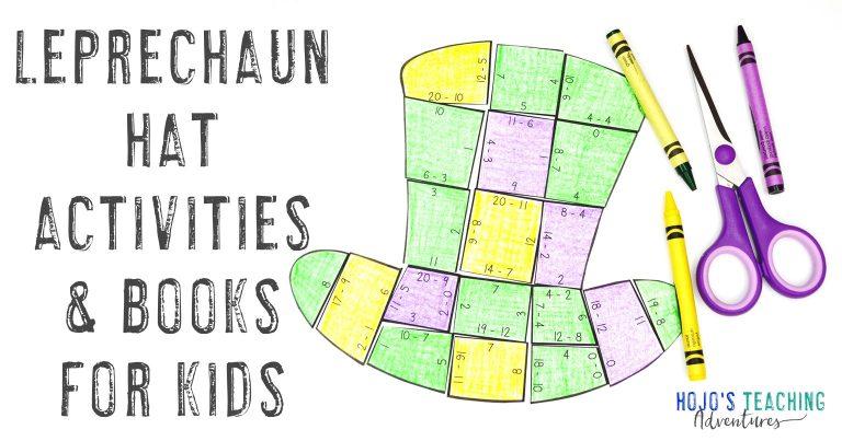 Leprechaun Hat Activities & Games for Kids