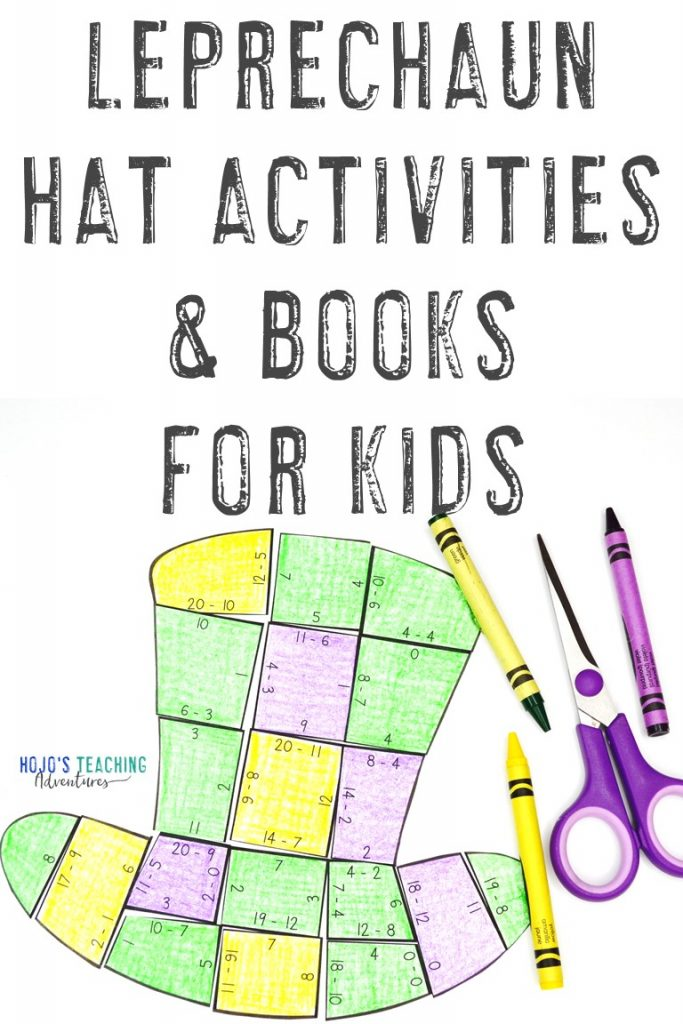Leprechaun Activities & Books for Kids