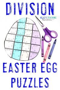 Click here to buy your own set of Division Easter Egg Puzzles!