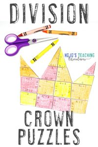 Click to grab your set of DIVISION crown puzzles!