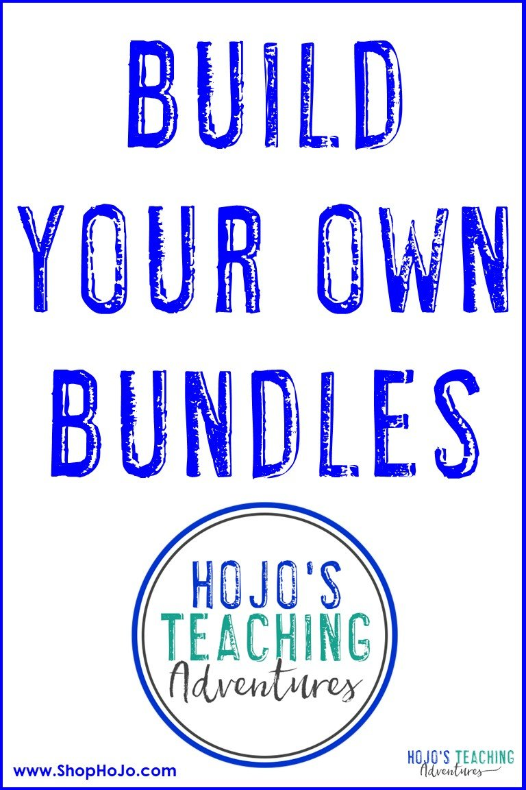 """Build Your Own Bundles"" - Click to go to HoJo's blog store and build your own store!"
