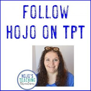 Click here to follow HoJo on TpT!