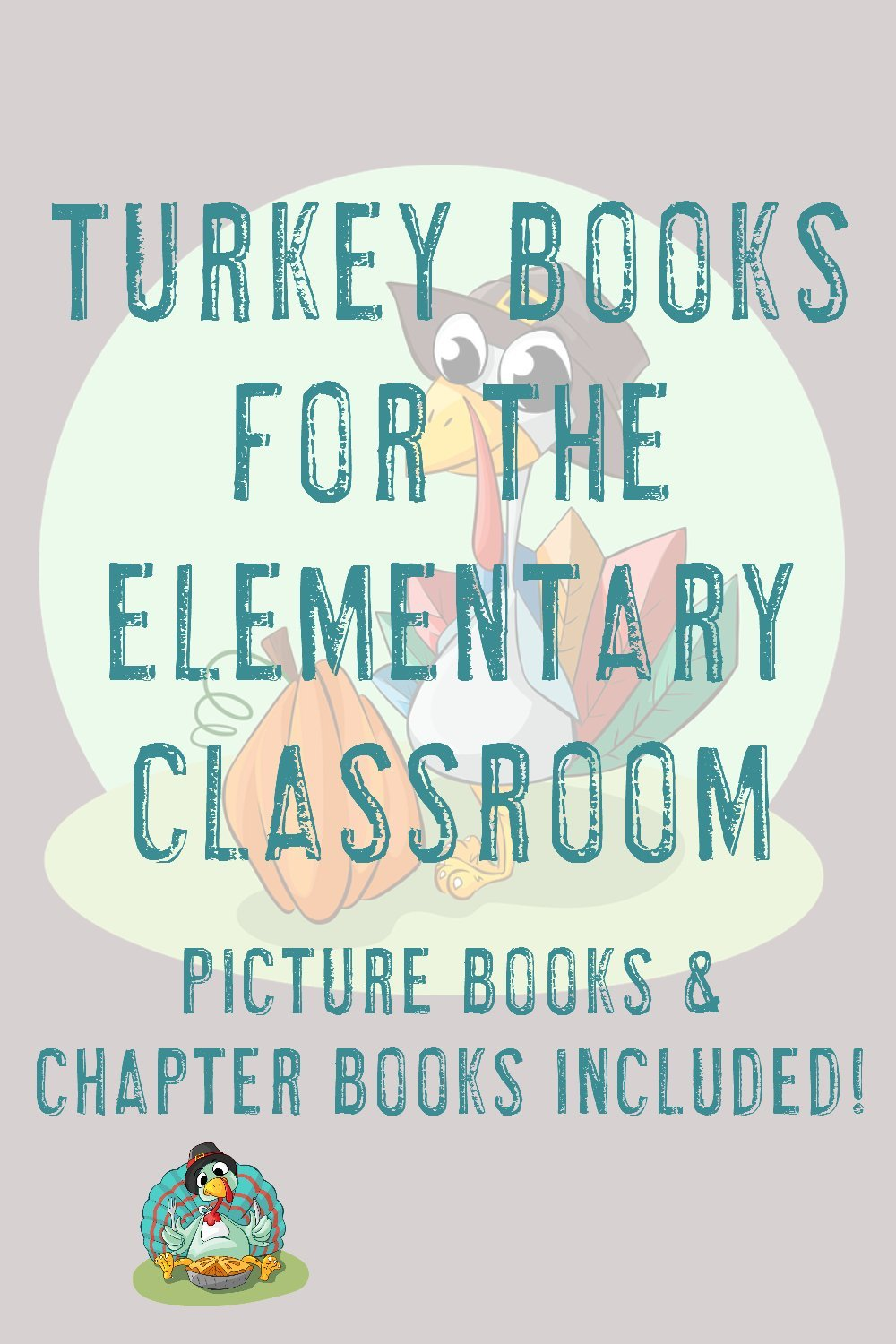 Thanksgiving Turkey Books