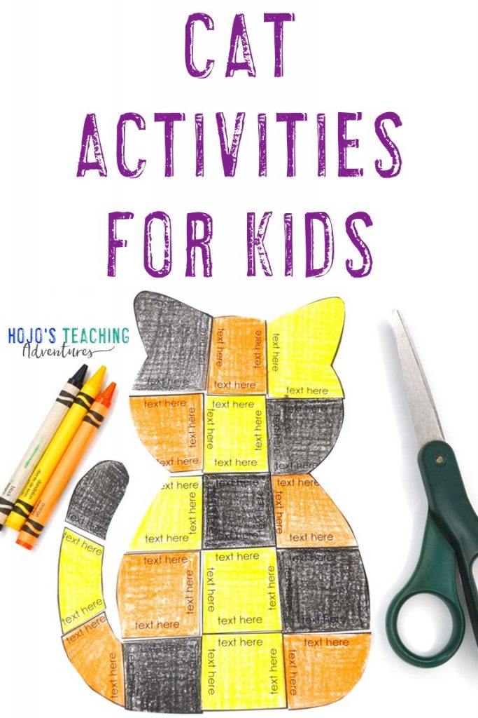 Cat Activities for Kids