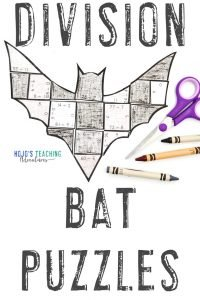 Click to get your division bat math games now!