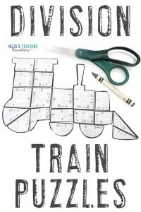 Click to buy your own DIVISION train math games!