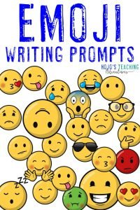 Click to buy your own Emoji Writing Prompts!