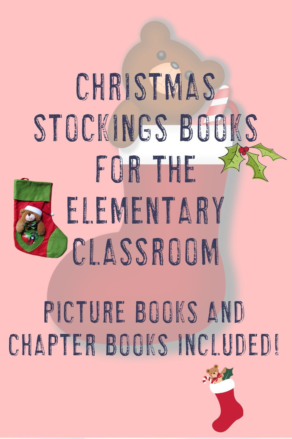 Christmas Stocking Books for Kids