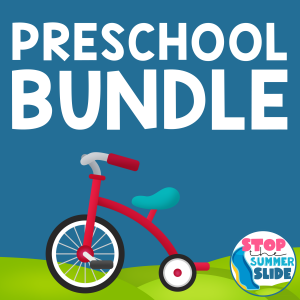 Click through to see the preschool bundle!