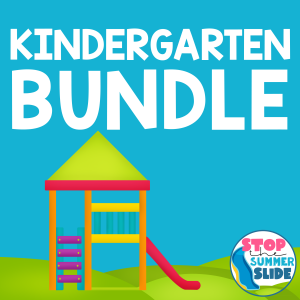 Click through to see the Kindergarten bundle!