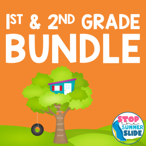 Click through to see the 1st & 2nd Grades bundle!