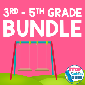 Click through to see the 3rd, 4th, & 5th Grades bundle!