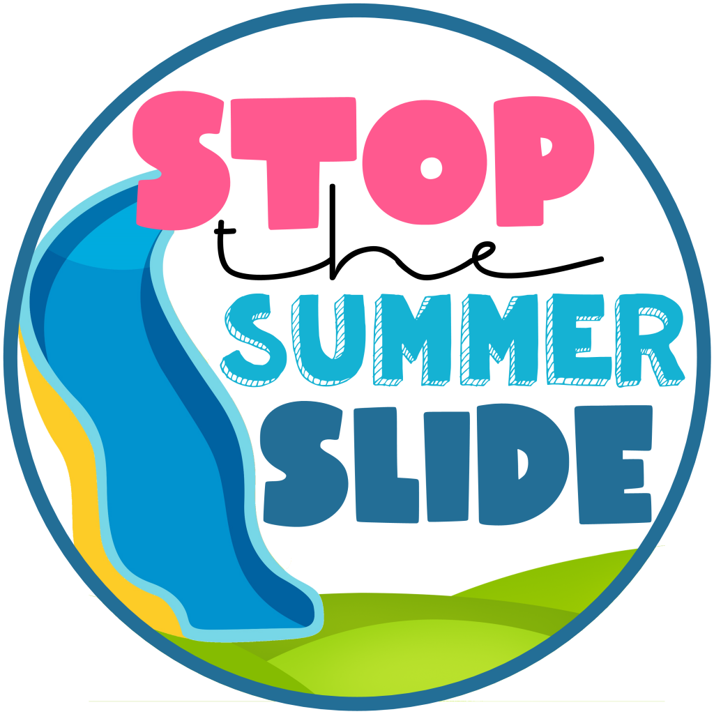 "Click through to see all four elementary ""Stop the Summer Slide"" bundles at an amazing price!"