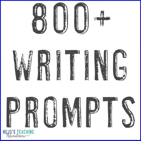 800+ picture writing promts for kids